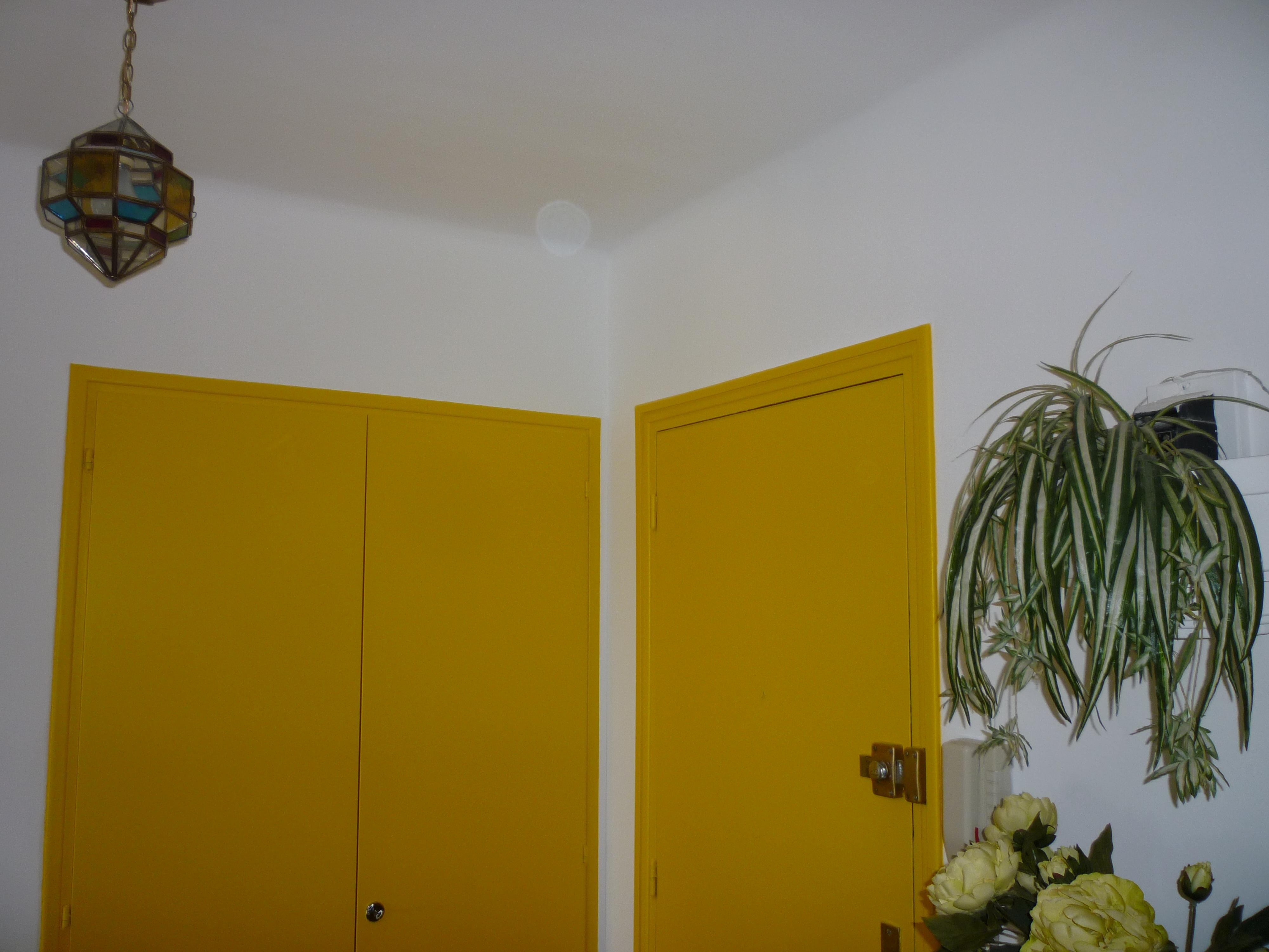 Conseil peinture plafond photos de conception de maison for Peinture plafond